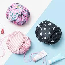 Favorable SaicleHome Quick Pack <b>Large Capacity Cosmetic Bag</b> ...