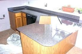 can you paint linoleum countertops laminate kit painting to look like black granite painting formica countertops