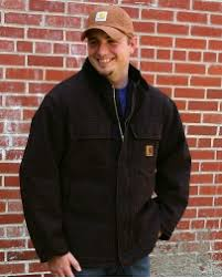 Carhartt® Men's Sandstone Traditional Arctic Quilt Lined Coat ... & Carhartt® Men's Sandstone Traditional Arctic Quilt Lined Coat Adamdwight.com
