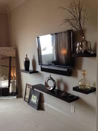 Woodwork Design For Living Room Diy Media Shelves Floating Media Shelf Woodworking Plans And