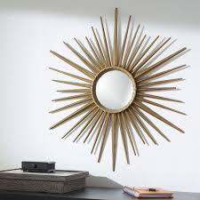 gold sunburst mirror. Martha Stewart Living Wales 30 In. X Metal Antique Gold Framed Mirror Sunburst R