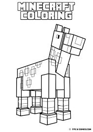 Minecraft Coloring Pages Alex Coloring Pages Free Printable
