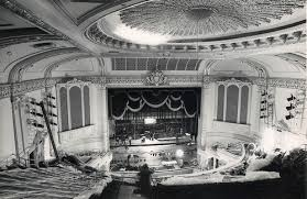 renovation of the capitol theatre is depicted on jan 29 1979