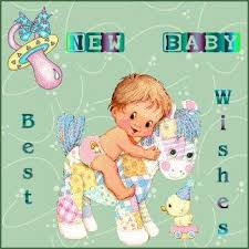 baby postcard new baby postcards