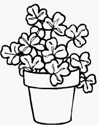 Small Picture Flower Pot Coloring Page Free Coloring Pages Ideas