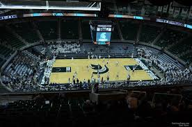 Breslin Center Section 210 Rateyourseats Com