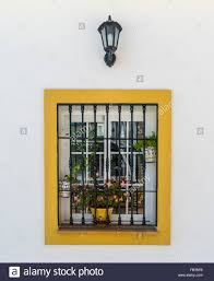 Window in spanish Exterior Old Style Spanish Window And Frame In Torremolinos Southern Spain Stock Image Alamy Old Style Spanish Window Frame Stock Photos Old Style Spanish