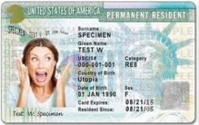 Expired Green Citizenship Citizenpath Apply Card With - An For