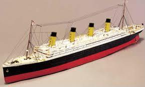 mantua models rms titanic kit
