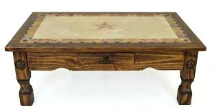 cowboy coffee table rustic furniture coffee and end tables 1 cowboy glass coffee table cowboy coffee table