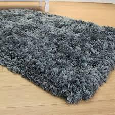 gray soft fluffy rugs