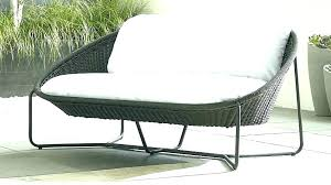 outdoor wicker loveseat replacement cushions patio cushion sets and chairs set furniture modern ideas rattan loveseat replacement cushions outdoor