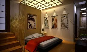Apartment:Simple Apartment Bedroom Design With Big Mirror Ideas Japanese  Apartment Bedroom Interior