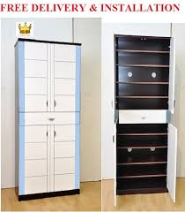 shoe cabinet furniture. Torren Tall Shoe Cabinet / Modern Wood Organizer/Household Furniture/Shoe Rack Furniture T