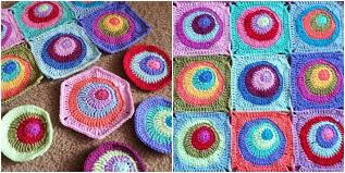 Free Printable Crochet Granny Square Patterns