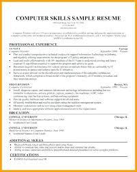 Resume Skill Examples Skills Based Resume Template Skills For Resume ...