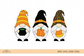 Collection by craft pixel perfect • last updated 3 weeks ago. Halloween Fall Gnomes Svg Files 856108 Cut Files Design Bundles