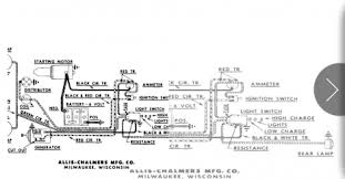 allis chalmers wiring diagram six volt coil dist by a l photobucket