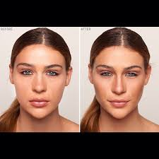make your nose smaller with makeup