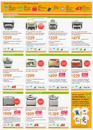 Hp Laserjet Colour Mfp Printers Pc Show 2009 Price List Brochure