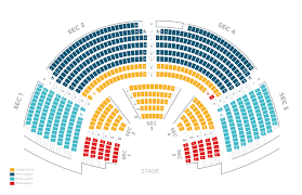 Snapple Theater Center Seating Chart 58 Organized Heymann Performing Arts Center Seating Chart