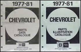 1976 chevy el camino gmc sprint wiring diagram original 1977 1981 chevy car canadian illustrated parts catalog set original 99 00 more details 1976 chevelle el camino