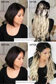 Hair Style Before And After clipin hair extensions before and after 2545 by wearticles.com