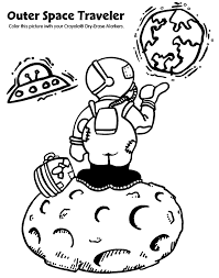 Small Picture Outer Space Travel Coloring Page crayolacom