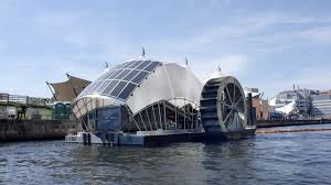 solar powered water wheel is cleaning baltimore s inner harbor solar powered water wheel is cleaning baltimore s inner harbor video on com