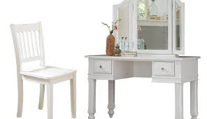 vanity childs discovery dressing wooden disney and table kid makeup chair without set mirror princess levels