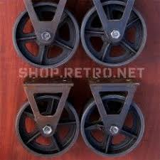 industrial furniture wheels. vintage industrial furniture aaaannnddd they sell all kinds of casters this is wheels u