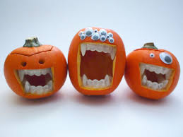 picture of pumpkin teeth