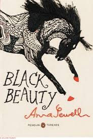 tamaki black beauty book cover well done and interesting ilration really cool and rough