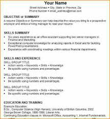 How To Make A Resume For First Job Stunning How Do You Make A Resume For Your First Job Holaklonecco