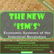 best economic systems ideas economics teaching  industrial revolution economic systems presentation and project
