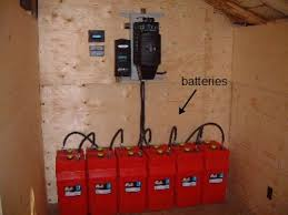 solar power types of systems off grid solar power system components