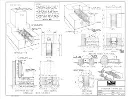 simple outdoor fireplace plans with fireplace plans design outdoor cinder block fireplace plans