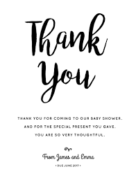 Thank you card images Canva Thank You Cards Arrow Left Front Paperlust Our Family Is Gro Dp Baby Shower Thank You Cards