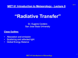 Light Ppt For Class 8 Ppt Met 61 Introduction To Meteorology Lecture 8