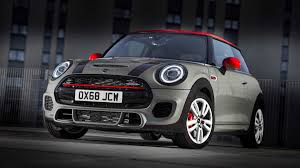 Mini Cooper Racing Lights European Mini Cooper Jcw Gets Meaner Cleaner For 2019