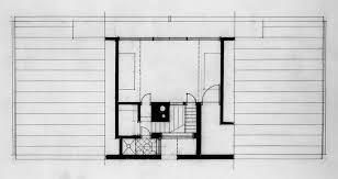 ground floor plan for larger image vanna venturi house by robert venturi and denise