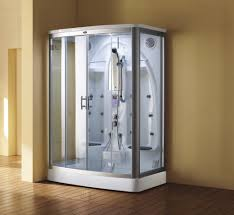 ... Interesting Shower Enclosure Units Complete Shower Units Eagle Bath  Sliding Door Steam Shower: ...