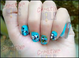 Mother S Day Nail Designs Mothers Day Nail Design Creative Nails