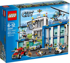 Đồ chơi Lego City 60047 Police Station