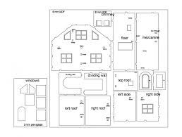 small doll house dxf file free 3axis co