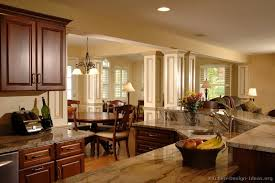 Small Picture Agreeable Cherry Cabinet Kitchen Designs Photo Of Dining Room