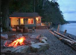 tiny houses washington state. Contemporary Washington Tiny Beach House On The Water  On Orcas Island Near Washington State Is  For Rent Love The Bonfire And Warm Glow  Homes To Houses State A