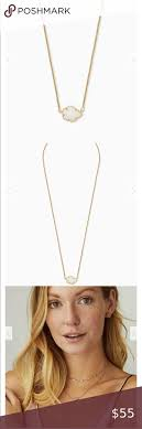 tess gold small pendant necklace in