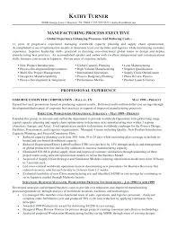 Production Supervisor Resume Sample Bitacorita