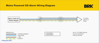 mains powered smoke alarm wiring diagram free pressauto net inside how to wire smoke detectors in parallel at Wiring Diagram For Mains Smoke Alarms